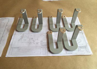 bent sheet metal
