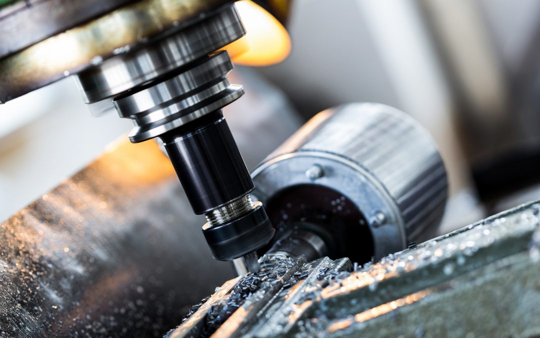 How does CNC machining benefit businesses?