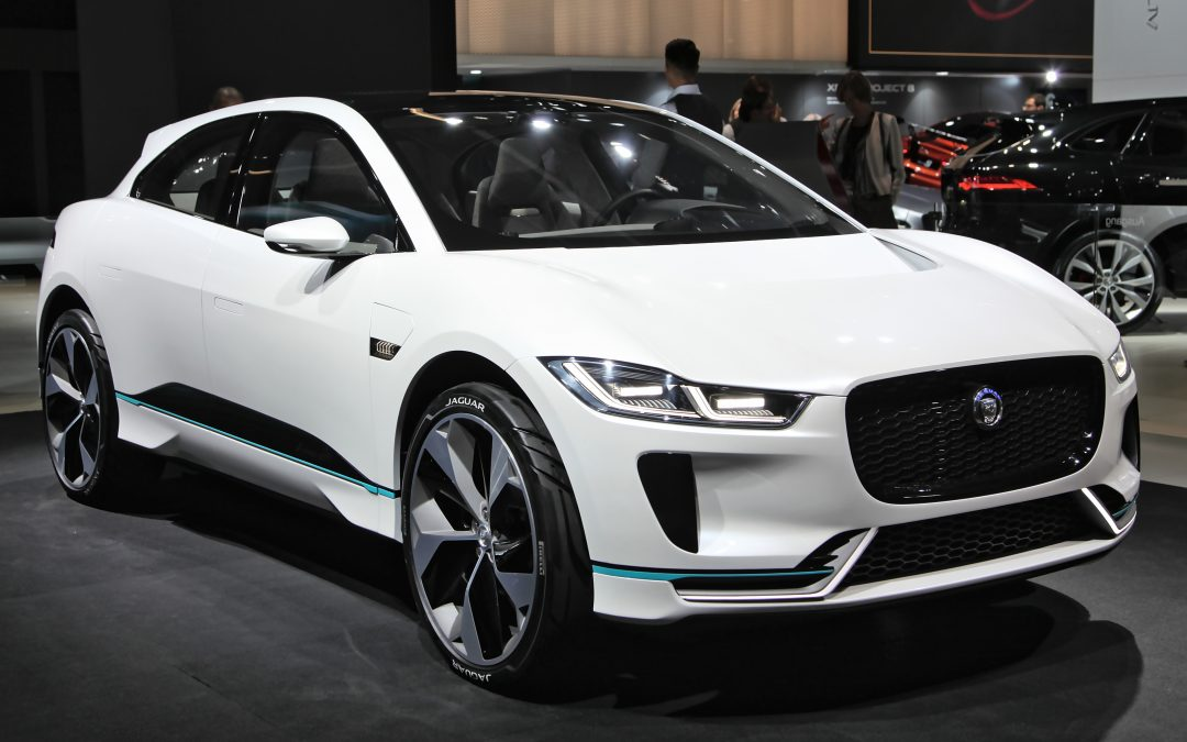 What does Jaguar Land Rover's investment in electric cars mean?