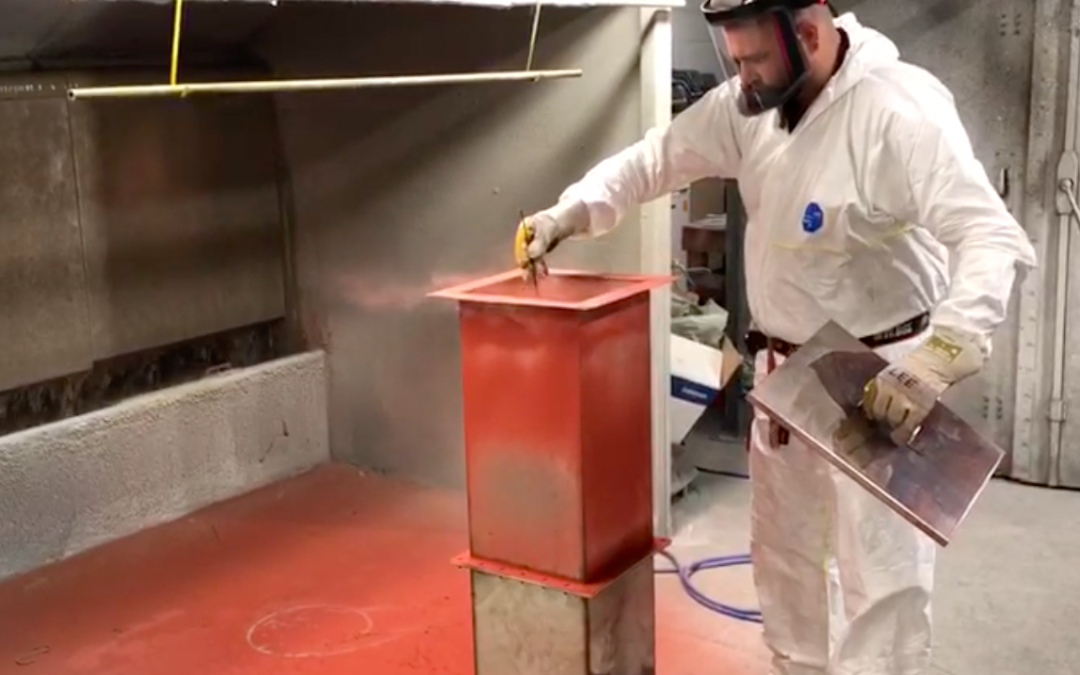 See the Fluidised Bed Powder Coating Process