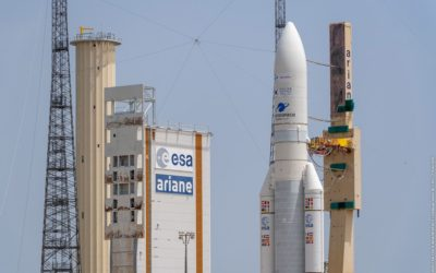 From Lancashire to Liftoff: Manufacturing busbars for the Ariane 6 space rocket