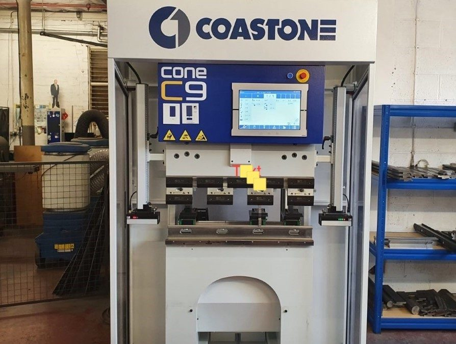 Electropak Invests in a Brand New High Precision Electric Press Brake