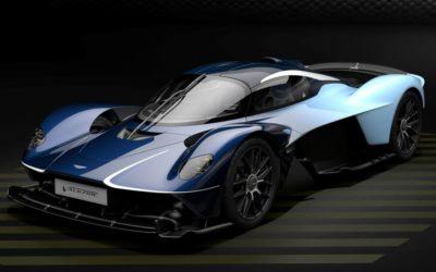 Electropak Ltd Win Contract for the Aston Martin Valkyrie Hypercar